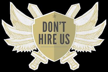 creative.artworks | Please don't hire us